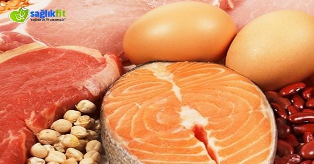 Şekere Faydalı Et ve Proteinler