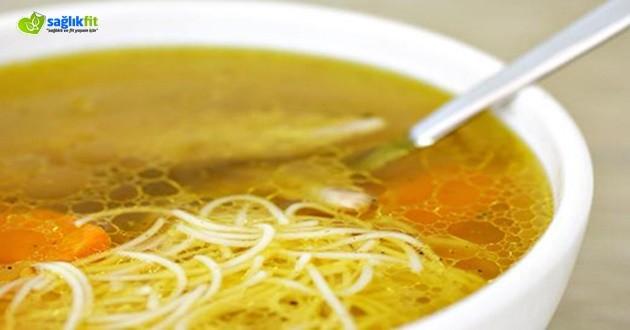 Grip çorbası nedir nasıl yapılır