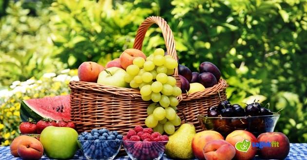 Nezle tedavisinde yardımcı meyveler