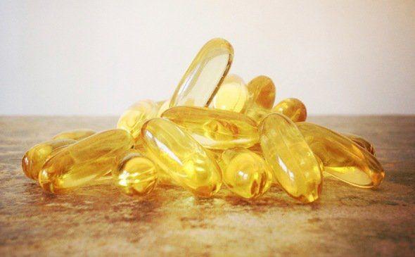 omega-3 yağ kapsülü