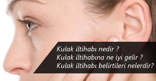 Kulak İltihabı Belirtileri