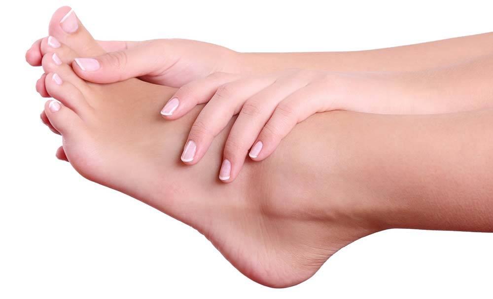 Ayak Ağrısının Doğal Tedavileri