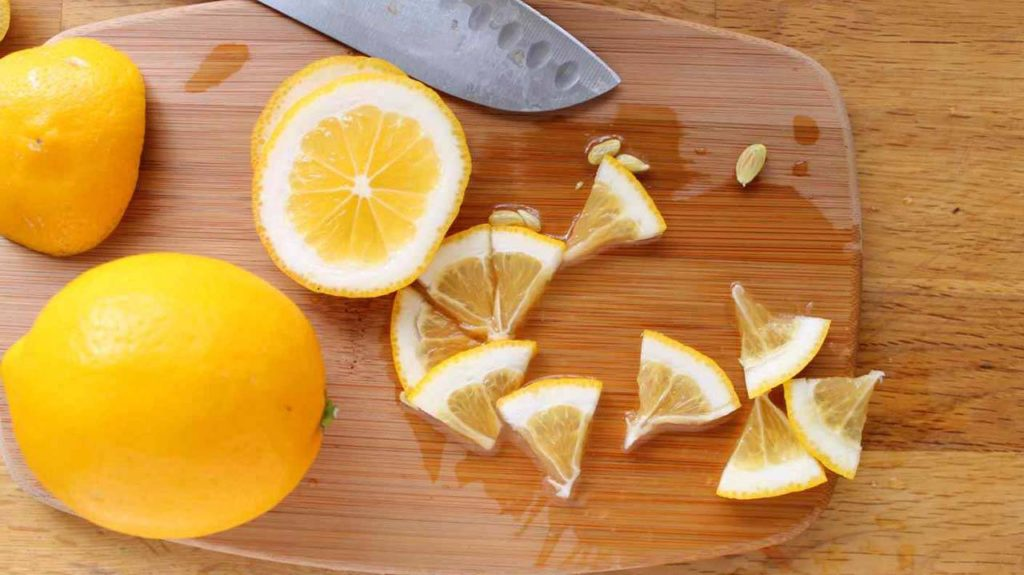 Dilimlenmiş Limon