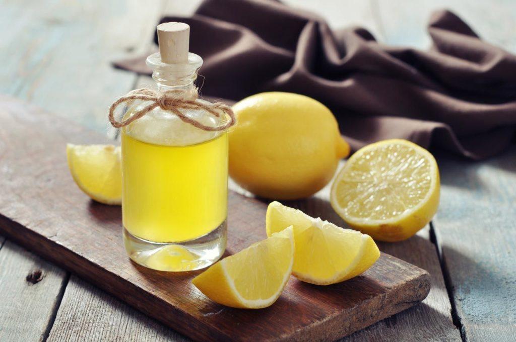 Doğal Sıkım Limon Yağı