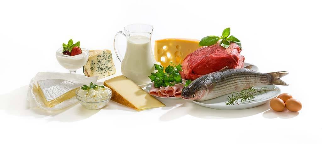 Doğru Miktarı ve Proteinleri Alın