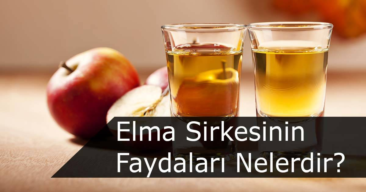 Elma Sirkesinin Sağlığa Faydaları Nelerdir