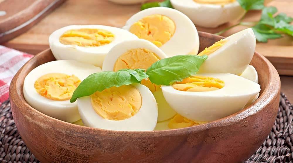 Haşlanmış Yumurtanın Faydaları