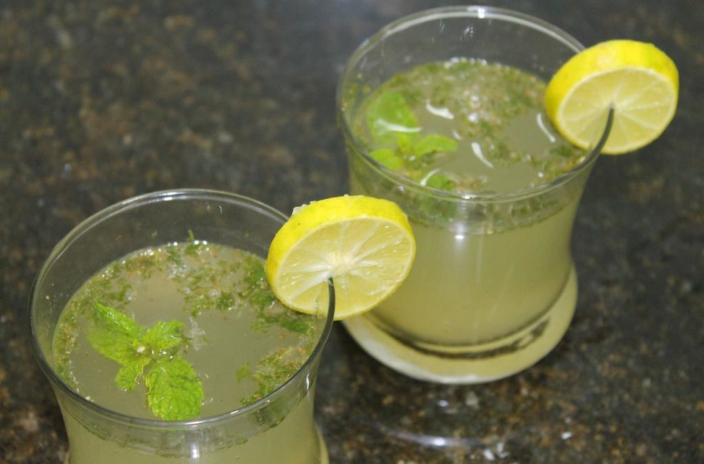 Limon Suyu Boşaltım Sistemini Temizler