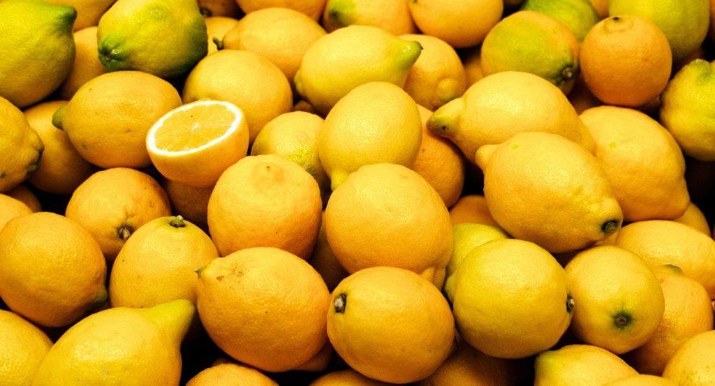 Limon Suyu Enerji Verir