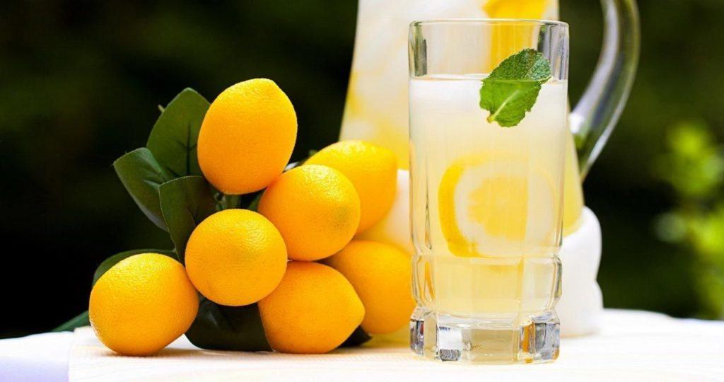Limon Suyu pH Seviyesini Dengeler