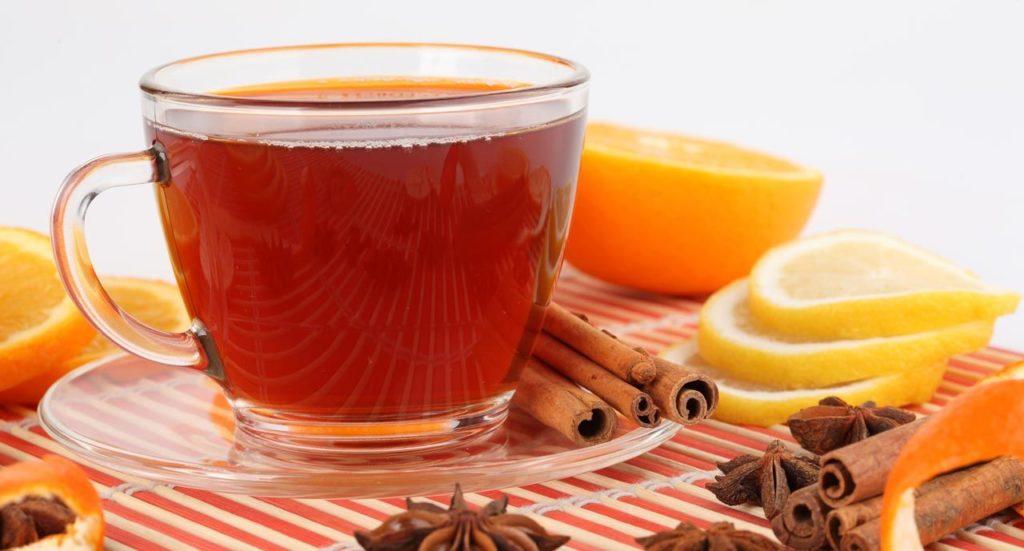 Limonlu Tarçın Çayı Tarifi