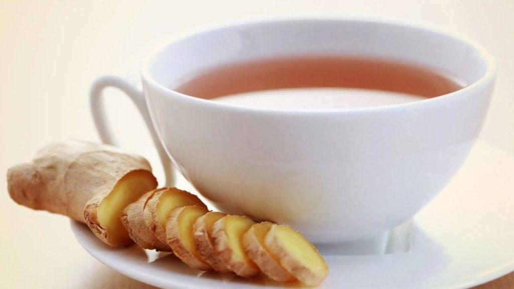 Zencefil Çayı Mantarlardan Korur