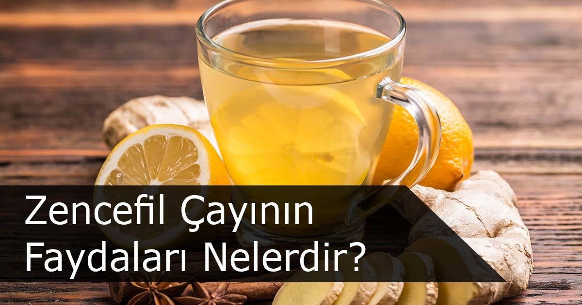 Zencefil Çayının Sağlığa Faydaları
