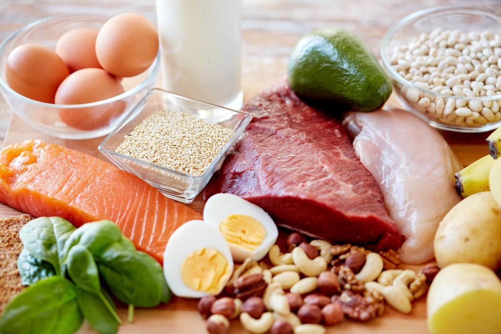 Etli ve sütlü protein bakımından zengin gıdalar