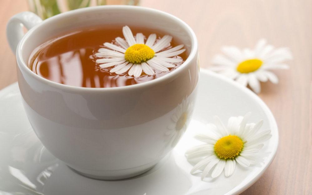 Papatya Çayı Cilt Sağlığına Faydalıdır
