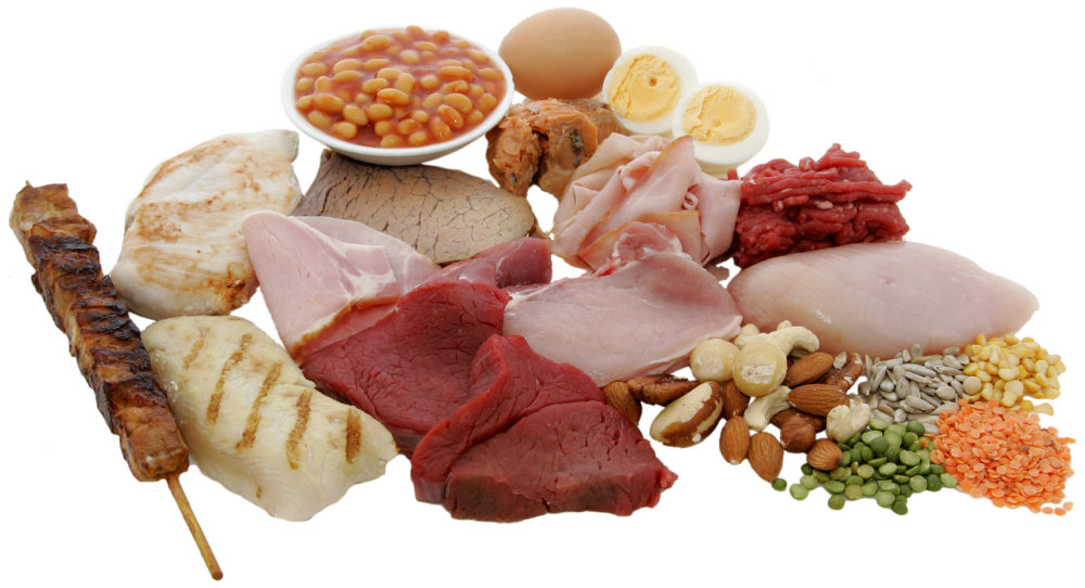 Protein Açısından Zengin Besinler