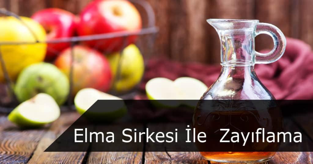 Elma Sirkesi İle Zayıflama