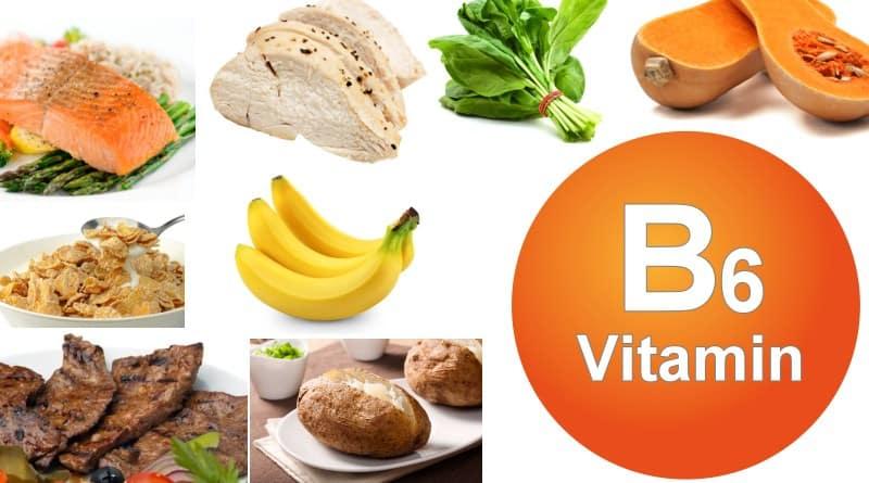 B6 Vitamini ✔