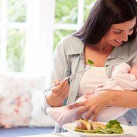 Emzirme Döneminde Beslenme Nasıl Olmalıdır?