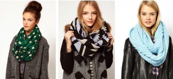 Дополняем образ стильным шарфиком! Как носить модные женские шарфы 2020-2021